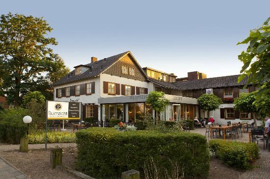 Hotel Restaurant Ruimzicht: Vooraanzicht