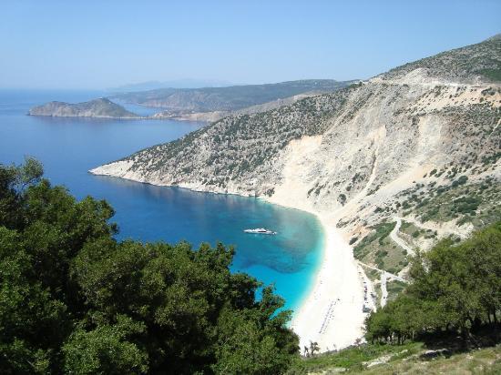 Panem Day Trips: Myrtos Beach, Kefalonia