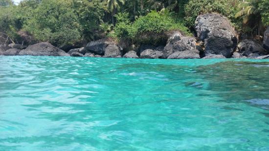Принсипи, Демократическая Республика Сан-Томе и Принсипи: the Blue Waters