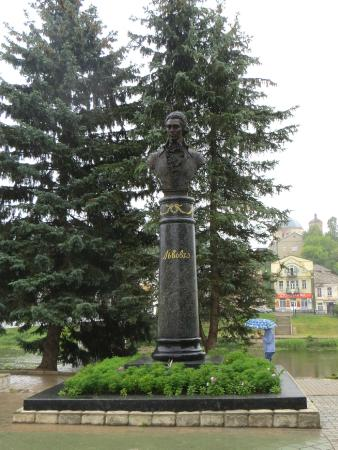 Statue of Lvov