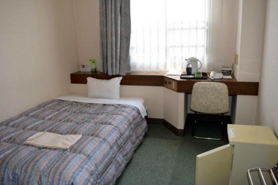 Sasebo Daiichi Hotel: 客室