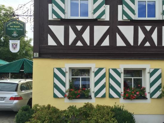 Gasthaus Freyung - Taverna bei Vassili: Frontansicht