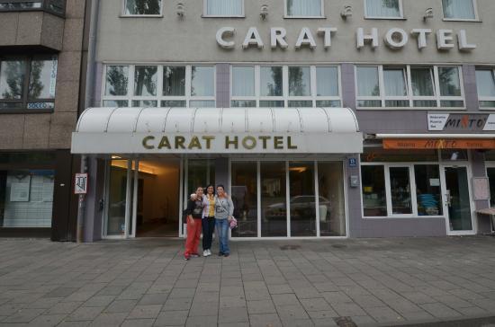 Hotel Munchen Lindwurmstr
