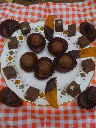 Inverness Chocolate Tour