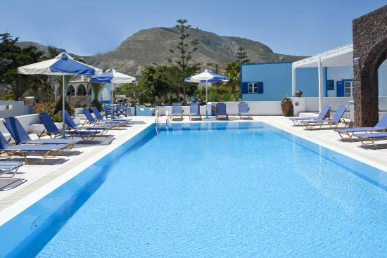 Dimitris Villas: POOL