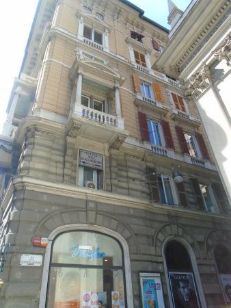 Hotel Bel Soggiorno: Дом отеля Bel Soggiorno