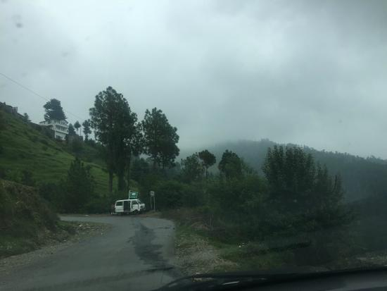 Manla Homes: The Road to the Resort, Last 3 Km stretch