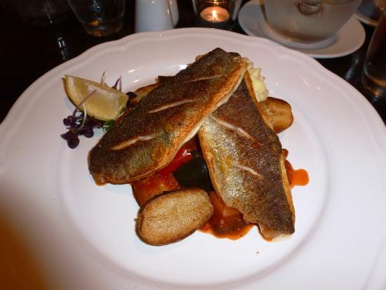 Mareena's Simply Food: Seabass and Ratatouille