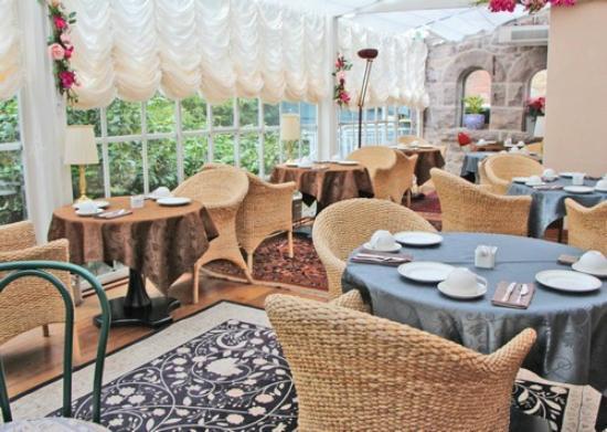Hotel Le K'Loys : Salle des Petits déjeuners