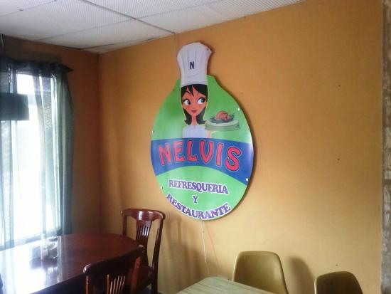 Nelvis: You are here