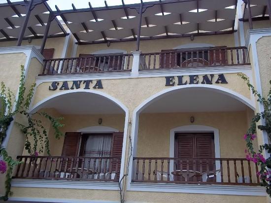 Santa Elena Hotel: hotel santa elena
