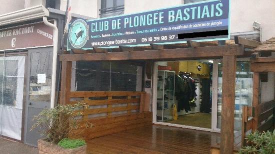 Club de Plongée Bastiais