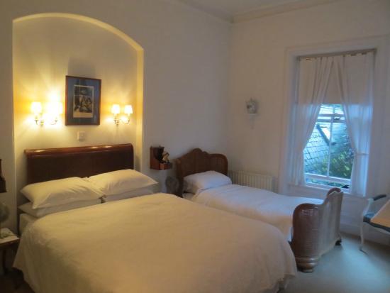 Frewin House: Zimmer