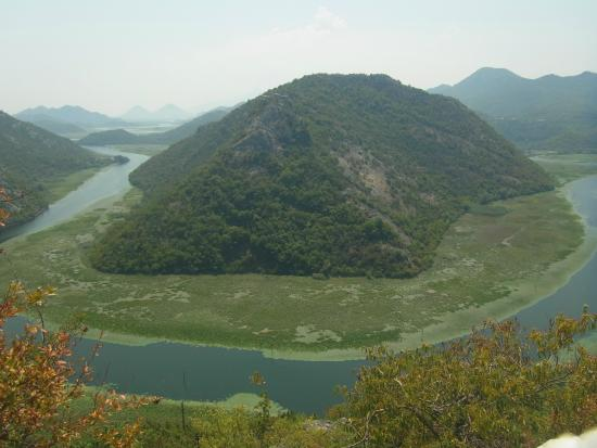 Rijeka Crnojevica Lac Skadar