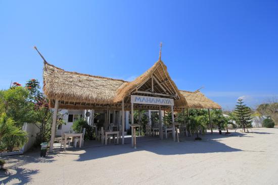MAHAMAYA Gili Meno Restaurant