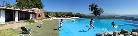 Nicotera, Italy: Piscina