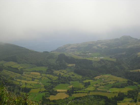 Nordeste, Portugal : Vistas desde el Pico Bartolomeu