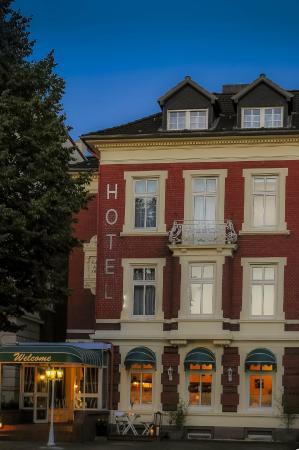 Hotel Hanseatic: Aussenansicht