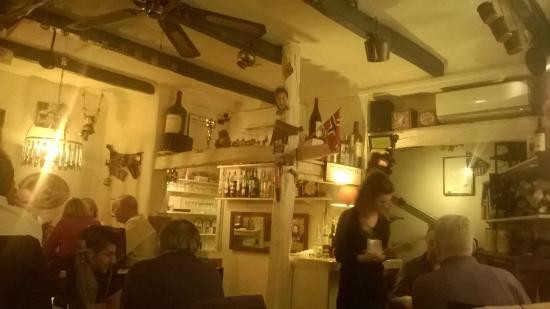La Mandarine : Main Room