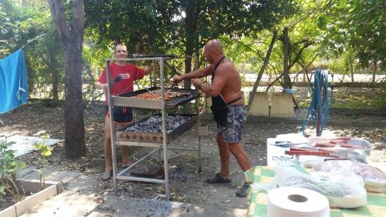 Badolato, Itália: grigliata