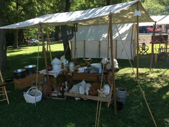 Round Top Campground: Historic Demonstrations