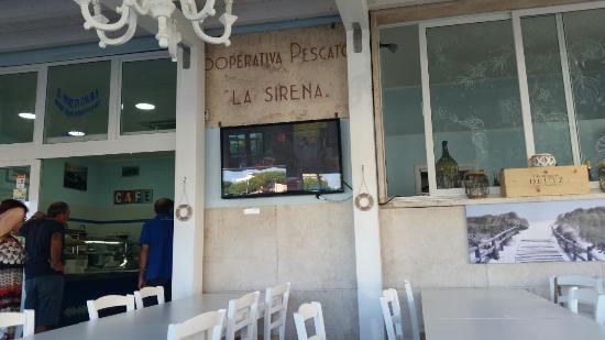 Bar La Sirena
