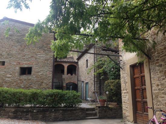 Relais La Torre: Un accesso alle camere