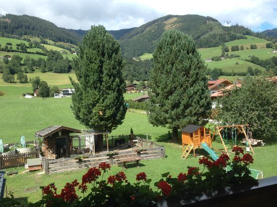 Piesendorf, Austria: vista dalla camera 107