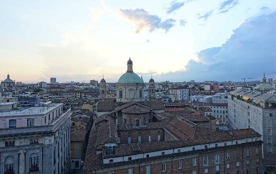 Hotel - Dei Cavalieri Rooftop bar - Picture of Hotel Dei Cavalieri ...