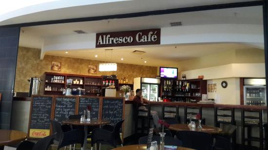Alfresco Cafe