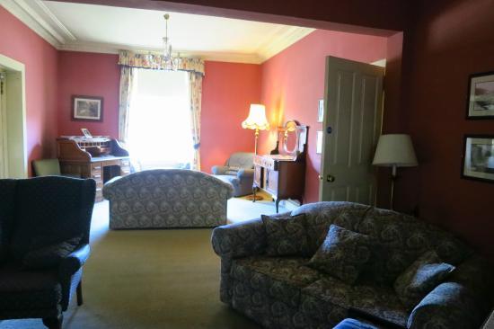 Cairnbaan Hotel: Salón