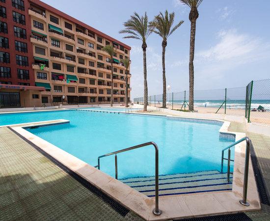 Aparthotel Londres, hoteles en La Manga del Mar Menor