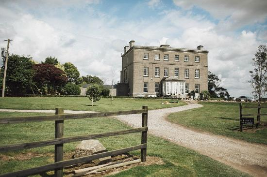 Horetown House: beautiful period house for a wedding or party venue