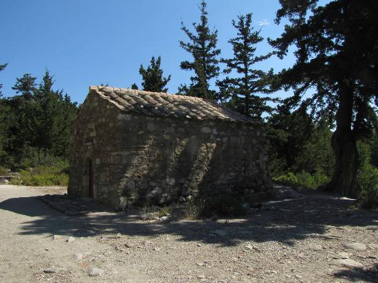 Agios Giorgios o Vardas