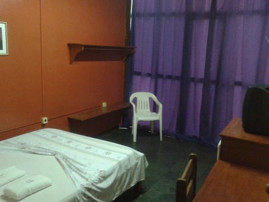 Hotel Cachoeira Do Urubui : Quarto Casal