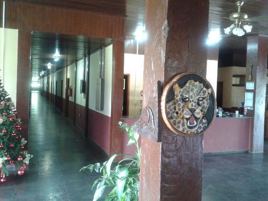 Hotel Cachoeira Do Urubui : Recepção