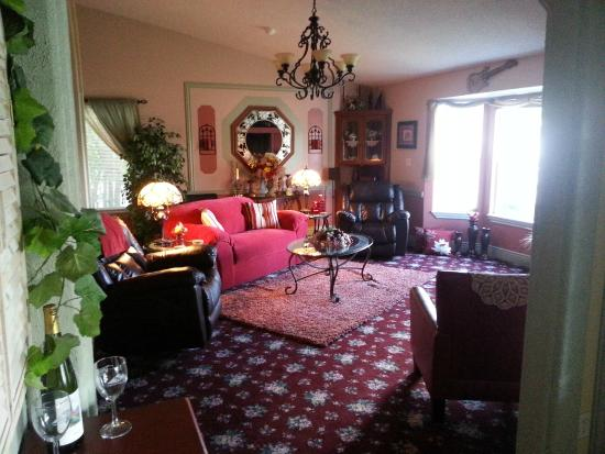 Grand Junction Bed and Breakfast : Common Area