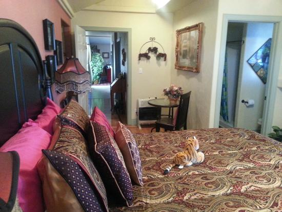 Grand Junction Bed and Breakfast : Ebony Suite