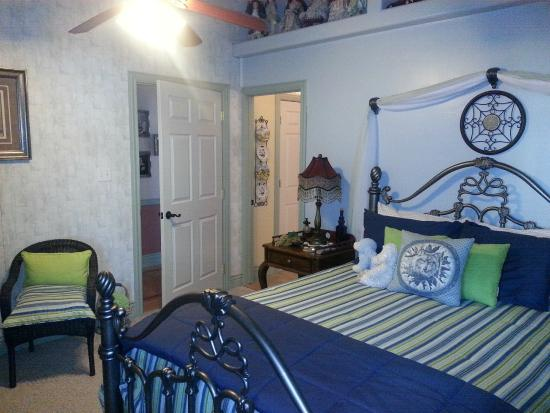 Grand Junction Bed and Breakfast : Blue Suite