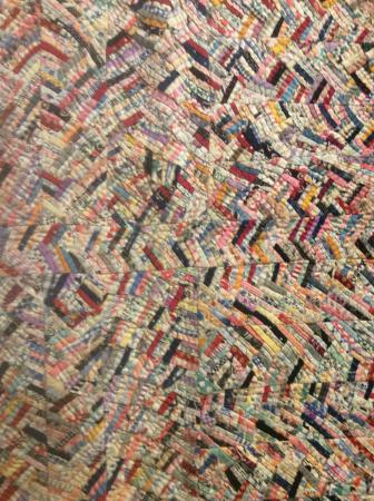 Rocky Mountain Quilt Museum: The quilt of more than 3,000 pieces