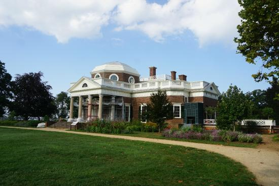 Thomas Jefferson S Monticello House