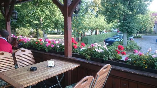 Werneuchen, Almanya: Balkonplätze