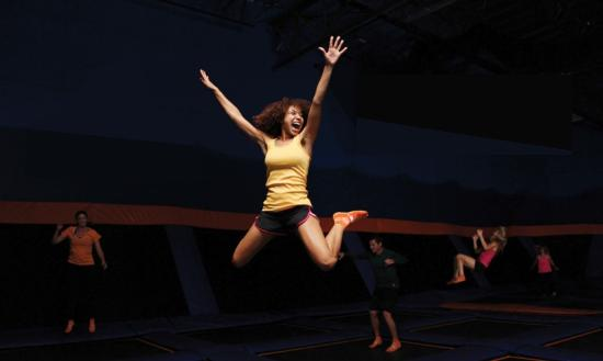 Highland Heights, OH: Open Jump