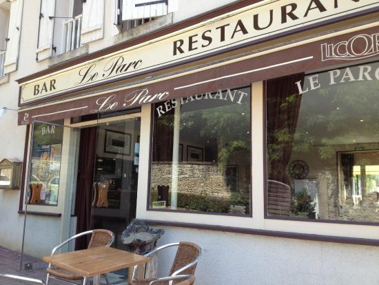 Cher, فرنسا: Le restaurant