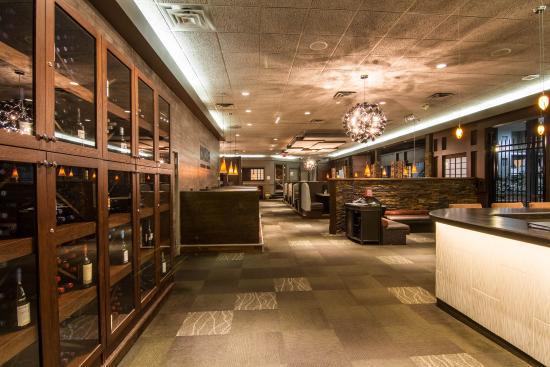 Coast Kamloops Hotel & Conference Centre: Restaurant