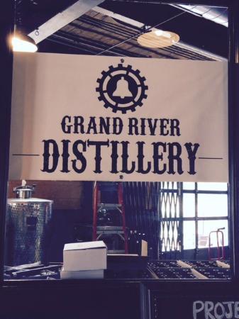 Grand River Brewery: grand river distillery