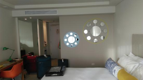 QT Gold Coast: Room Decor
