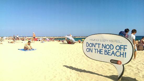 Platja Bogatell - Picture of Bogatell Beach, Barcelona - TripAdvisor