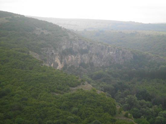 Orlova Chuka Cave : Cherni Lom Canyon