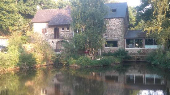 Vieux-Vy-sur-Couesnon, Francia: Moulin de Bray